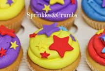 Wiggles cakes and cupcakes
