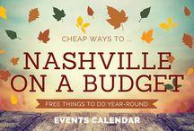 Nashville on a Budget