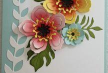Botanical cards