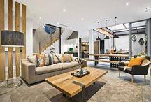 Living Room Inspo / Living room ideas for the new house