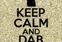 dab every day.