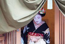 Geisha / Geisha Kyoto