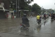 Banjir Jakarta 2013-14 / Banjir terus tiap tahun. Berkat atau bencana???