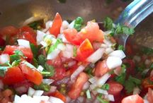 Yummy Appetizers / Just yummy appetizers and hopefully you will enjoy the variety! Many recipes:-)