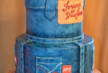 Jeans cakes