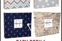 Ruby Love Baby Memory Books