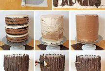 Design details for cake