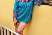 Boho Ethnic beach wear / Handmade, ethical fashion collection made by Mexican artisans.
