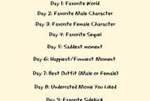 DreamWorks 10 Day Challenge / Starting July 5th. Invite anyone, keep it classy, and have fun XD