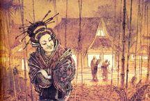 japan illustrazione
