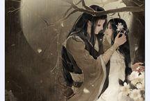 Oriental Fantasy - Couples