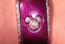 Magic Bands / This is a great place to learn how to decorate your Magic Bands  yourself!