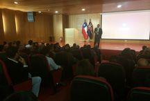 Visita del Rector a los académicos de la sede Viña - 01-04-2015