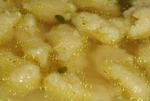 Zavářky do polévek