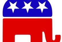Proud Republican  / by Kenike R.