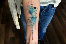 tatoo geometrico