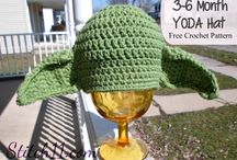 Crochet character hats / Crochet hats for sale