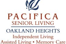 Pacifica Senior Living Oakland Heights / Welcome to Pacifica Senior Living Oakland Heights, our beautiful and friendly community of quality caregivers, well trained professionals, and most importantly, satisfied residents. Located in San Francisco Bay Area, Pacifica Senior Living Oakland Heights offers a full spectrum of independent living, assisted living and memory care services administered by a specifically trained, caring and experienced staff.
