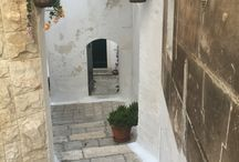 Southern Italy / Beautiful places encountered in Southern Italy