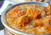 Punjabi | Indian Cuisine  / Dishes and recipes from the Punjab and North Indian region.