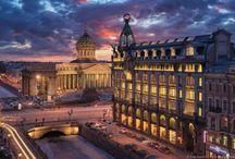 Санкт-Петербург / город