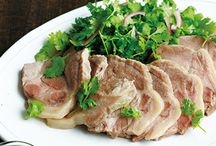 肉、魚レシピ