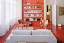 """2012 Color of the Year: Tangerine Tango / """"Sophisticated but at the same time dramatic and seductive, Tangerine Tango is an orange with a lot of depth to it,"""" said Leatrice Eiseman, executive director of the Pantone Color Institute®. """"Reminiscent of the radiant shadings of a sunset, Tangerine Tango marries the vivaciousness and adrenaline rush of red with the friendliness and warmth of yellow, to form a high-visibility, magnetic hue that emanates heat and energy."""""""