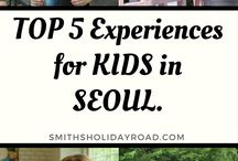 South Korea / This board includes where to stay, what to eat, and what to do in South Korea.