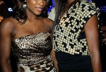 The Williams Sisters-Venus and Serena