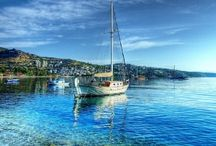 Bodrum / Everything and anything about places on the Bodrum Peninsula / by Natalie @Turkish Travel Blog