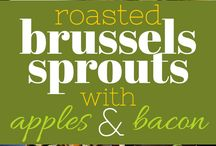 Tasty Brussels Sprouts / A collection of the best Brussels sprouts recipes out there! Want to join the board? Follow first, then shoot an email to backtoherroots@gmail.com with a request. / by Cassie @ Back to Her Roots