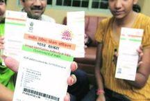 Duplicate Aadhaar Card / How To Have duplicate Aadhaar card if original is lost or misplaces else where.