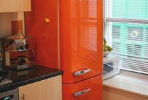 Fun Refrigerators / There are so many interesting fridges out there...