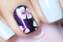 Ladies Nail Polish styles / Nail Polish Styles