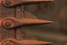 Rusty Things, Rust, Rustic, Old, Vintage