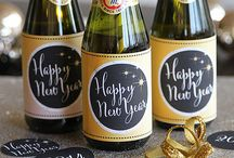 Happy New Year! / Fun ideas to help ring in the New Year - make 2015 great!