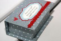 Pudełka, kasetki