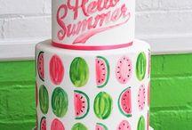 watermelon party/ festa melancia