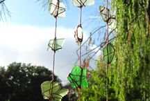 Garden Art / Art in the garden, personal touches.