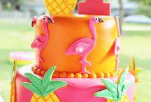 Birthday cake Anna
