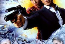 Affiches films James Bond