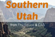 What To Do In Southern Utah / Activities and Places To Go In Southern Utah