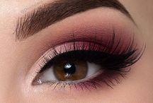 Awesome makeup / Maquillajes bonitos, tips sobre maquillaje y herramientas de maquillaje.