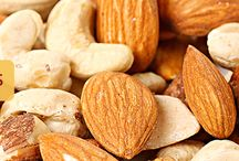 Buy Dry Fruits / Dry Fruits - Dry Fruits are healthy and tasty. We offer you different dry fruits that suit your taste buds. Our dry fruits range from the most favourite almonds and cashews to prune, cranberry, hazelnut and more. Dry fruits are not just nutritious, but it also cures a lot of diseases and is good for health and beautiful skin.