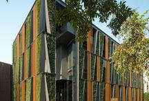 Grønne facader