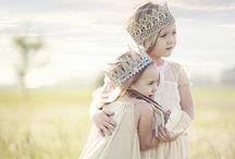 Sweet little sisters...