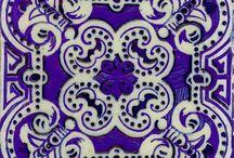 Papel Azulejo