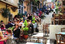 Ατμοσφαιρικά καφέ στην Αθήνα