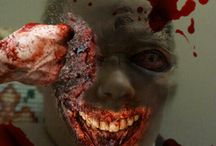 my zombie family