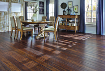 Distressed Distinction Collection / Distressed flooring fills a room with stylish dimension & rustic charm. You can get the authentic look of vintage craftsmanship in a variety of styles, finishes & stains.